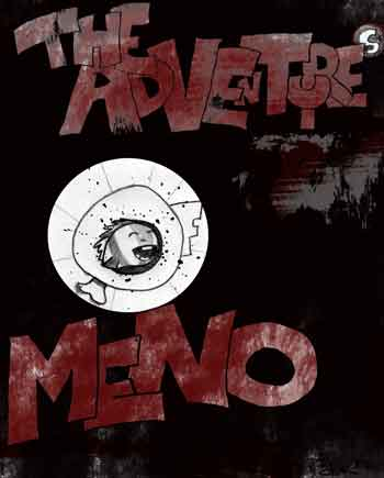 The adventures of Meno - poster